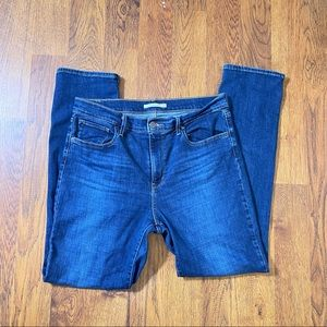 Levi's | Women's High Rise Straight Jeans Size 32
